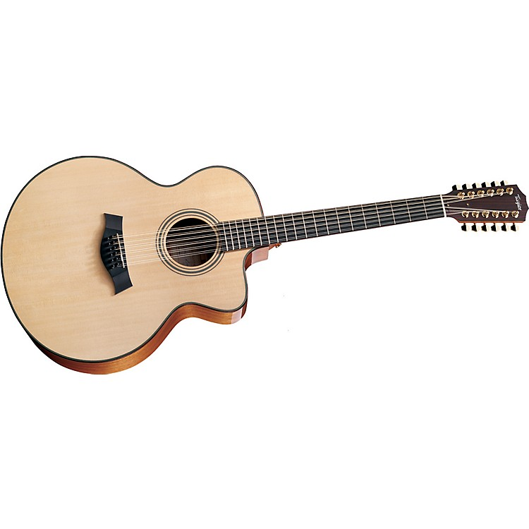 Taylor 2012 LKSM-L Leo Kottke Signature Model 12-String Left-Handed Acoustic Guitar