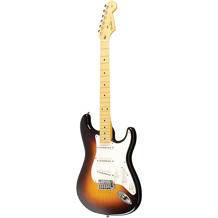 Fender Custom Shop 2012 Stratocaster Pro Closet Classic Electric Guitar Faded 2-Color Sunburst Maple Fretboard