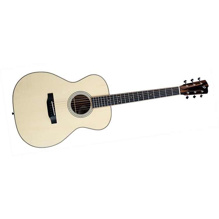 Breedlove2012 Winter Limited Edition OM Acoustic-Electric Guitar with L.R. Baggs Anthem SL Pickup