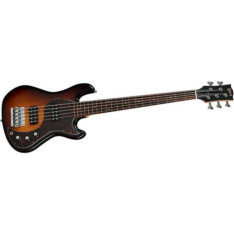 Gibson2013 EB 5 String Bass GuitarFireburst
