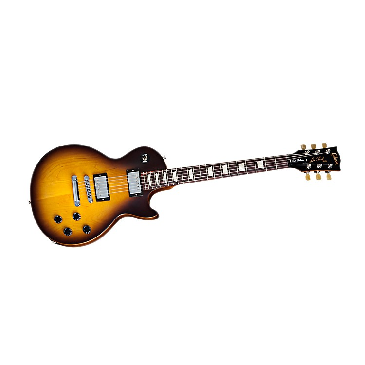 Gibson 2013 Les Paul '60s Tribute Min-ETune Electric Guitar Vintage Sunburst