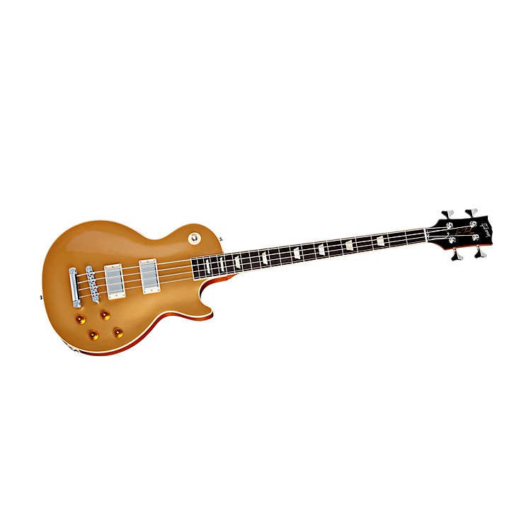 Gibson 2013 Les Paul Electric Bass Gold Top