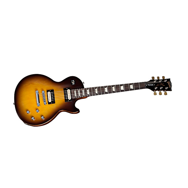 Gibson 2013 Les Paul Future Tribute Min-ETune Electric Guitar Vintage Sunburst