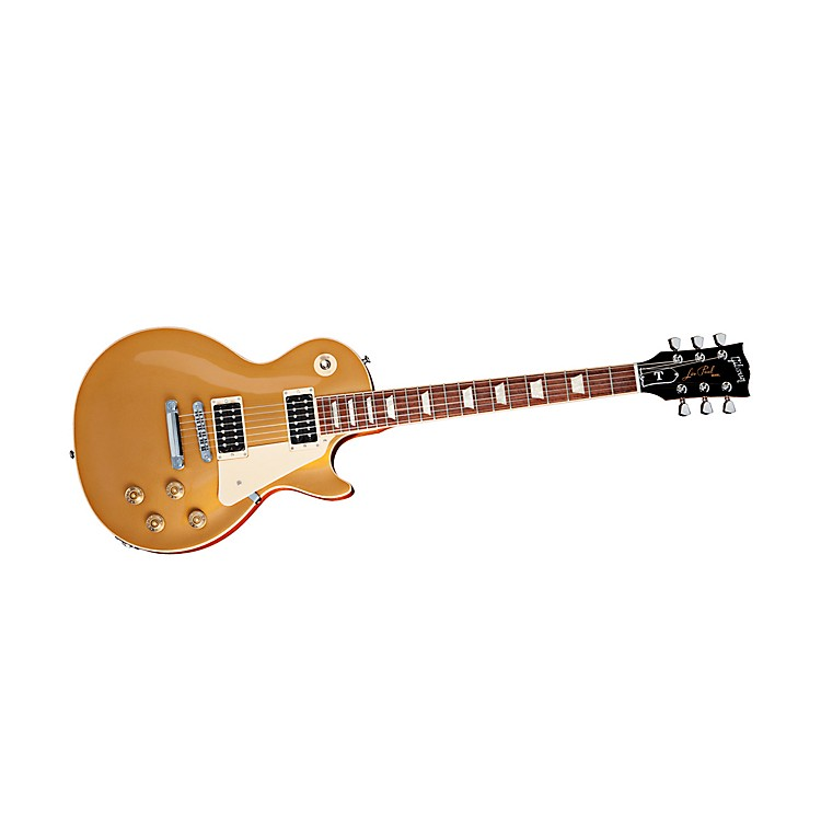 Gibson 2013 Les Paul Signature T Electric Guitar Gold Top