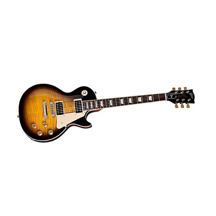 Gibson 2013 Les Paul Signature T Min-ETune Electric Guitar Vintage Sunburst