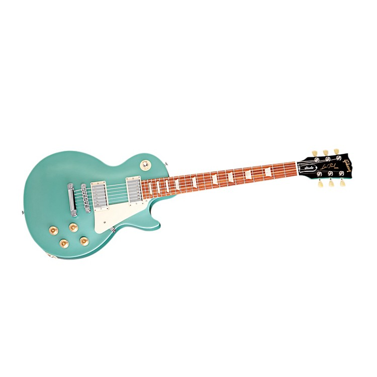 Gibson2013 Les Paul Studio Electric GuitarInverness GreenChrome Hardware
