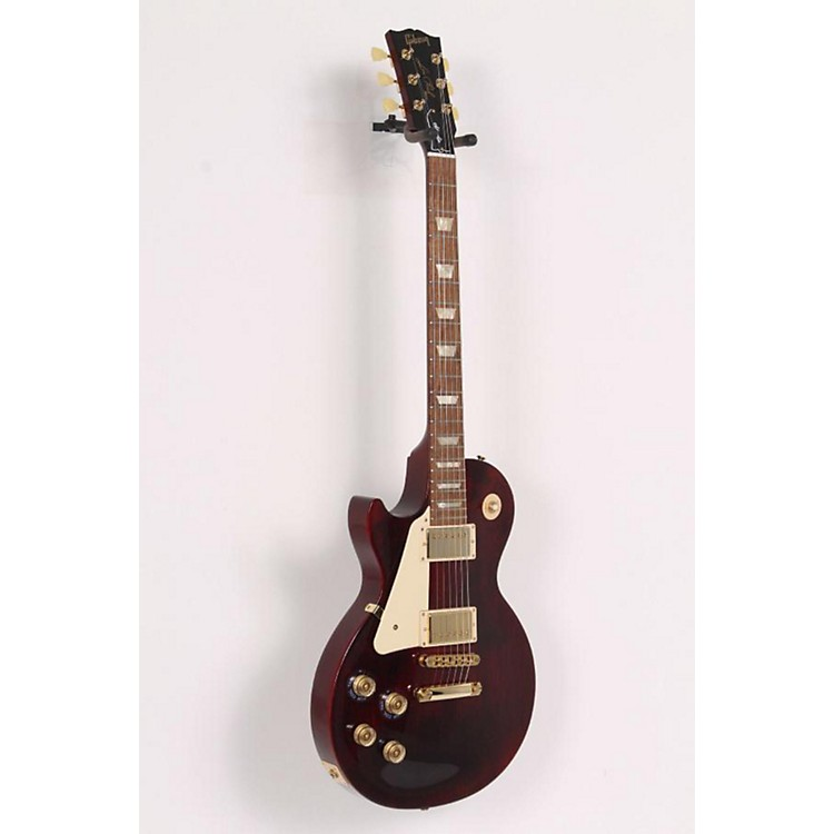 Gibson 2013 Les Paul Studio Left-Handed Electric Guitar Wine Red 886830557958