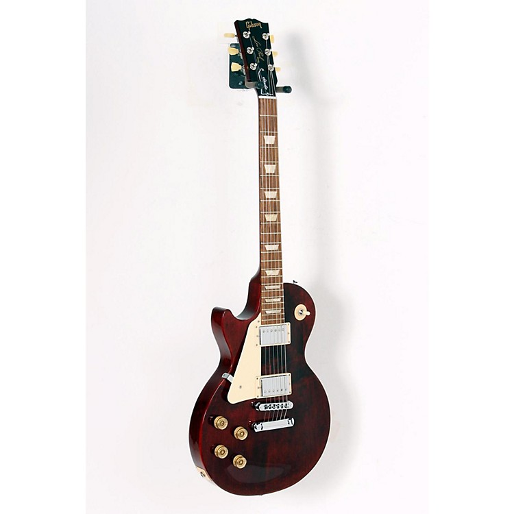 Gibson 2013 Les Paul Studio Left-Handed Electric Guitar Wine Red 888365095189