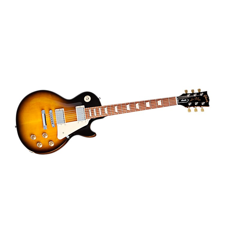 Gibson 2013 Les Paul Studio Min-ETune Electric Guitar Vintage Sunburst