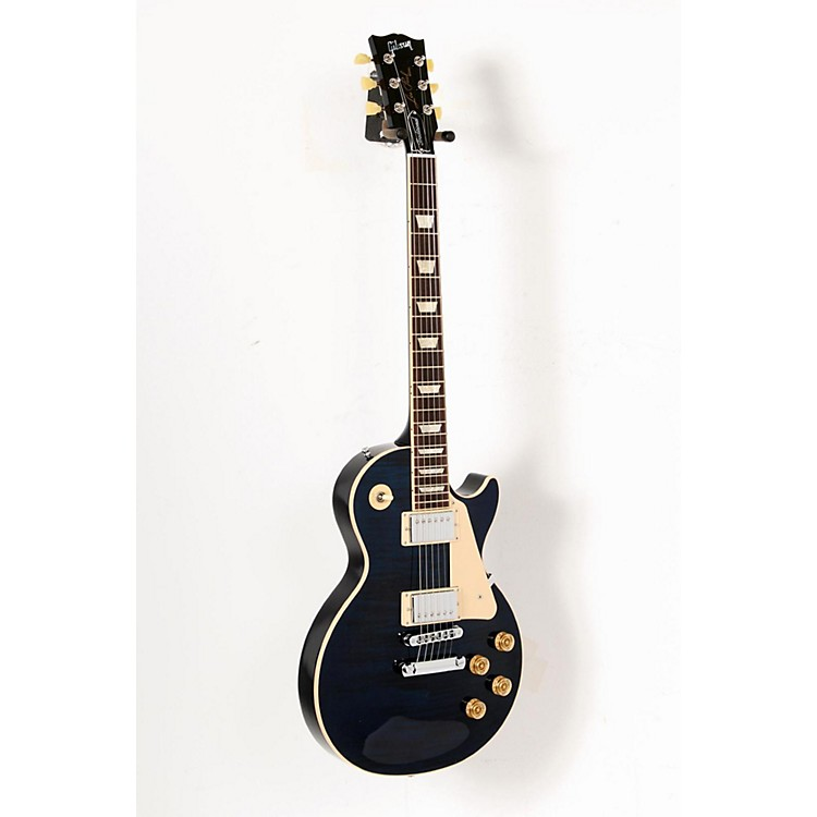 Gibson2013 Les Paul Traditional Electric GuitarChicago Blue888365179391