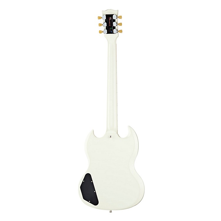 Gibson 2013 SG Standard Min-ETune Electric Guitar Classic White