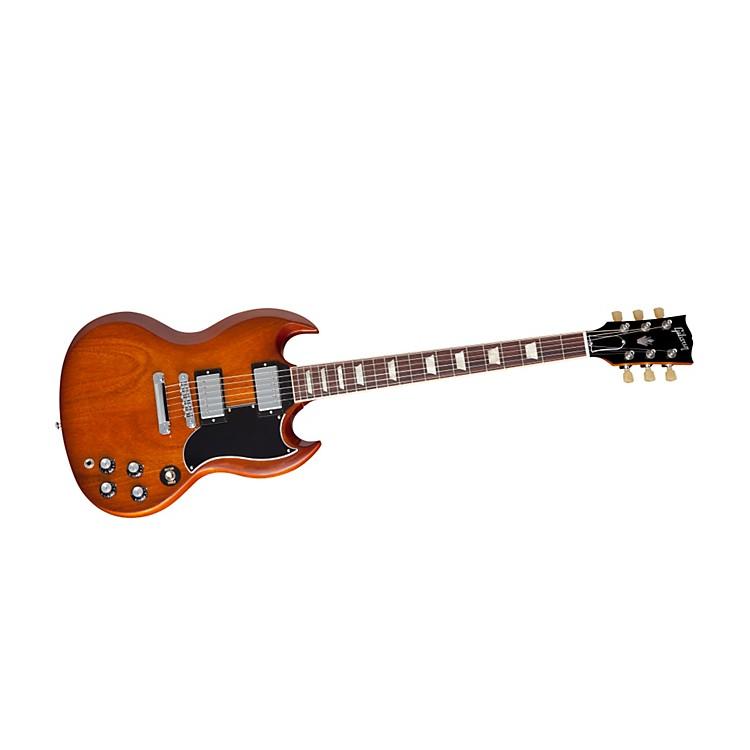 Gibson2013 SG Standard Min-ETune Electric GuitarNatural Burst