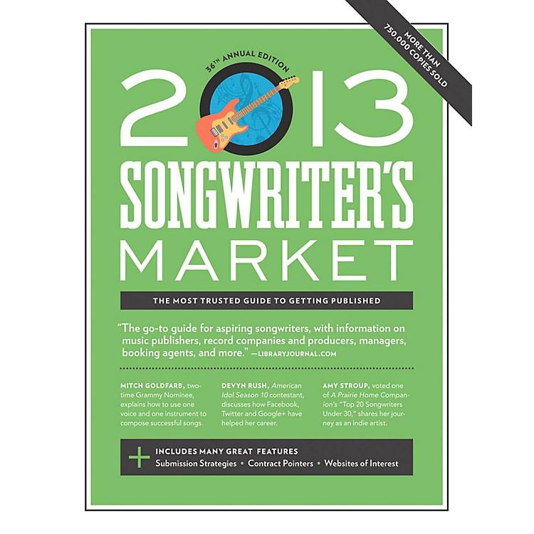Hal Leonard2013 Songwriter's Market