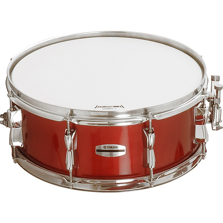 Yamaha 2013 Stage Custom Birch Snare Drum 14 X 5.5 Cranberry Red