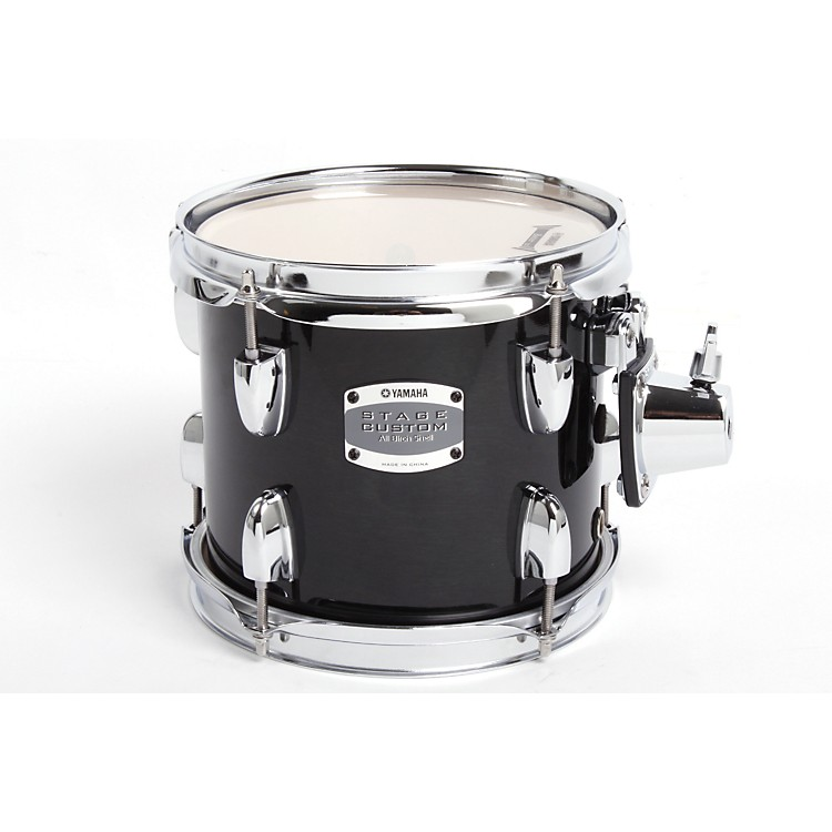 Yamaha 2013 Stage Custom Birch Tom 8 x 7 in. Raven Black