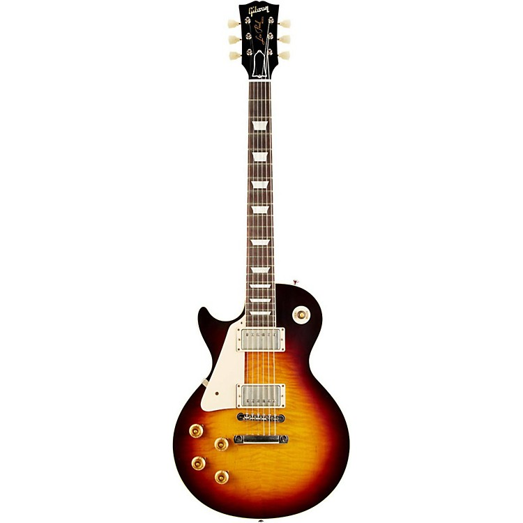 Gibson Custom 2014 1959 Les Paul Reissue VOS Left-Handed Electric Guitar