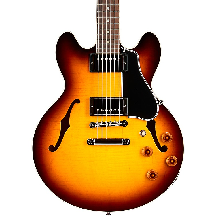 Gibson Custom 2014 CS-336 Figured Top Electric Guitar Vintage Sunburst
