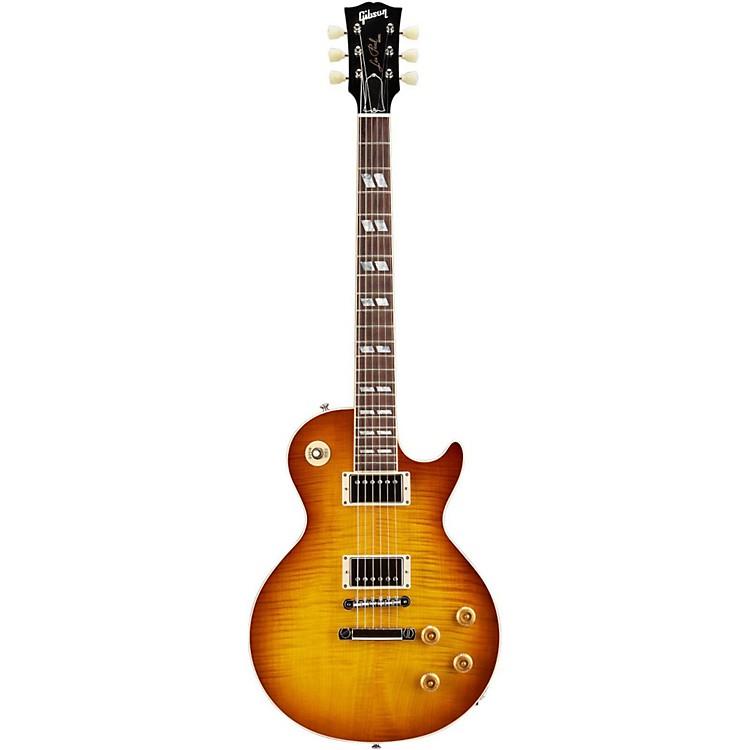 Gibson Custom2014 CS Les Paul Long Scale Electric Guitar with SlimTaper NeckIced Tea