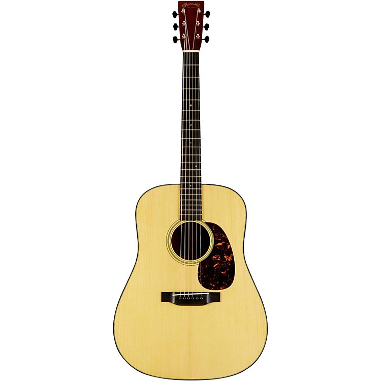 Martin 2014 D-18 Authentic 1939 Acoustic Guitar Natural