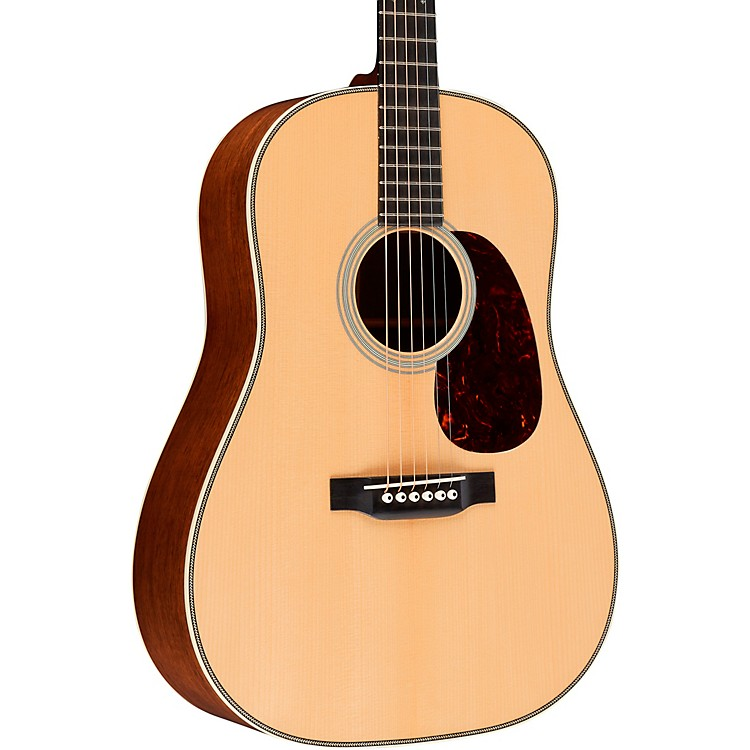 Martin 2014 D-28 Authentic 1931 Acoustic Guitar Natural