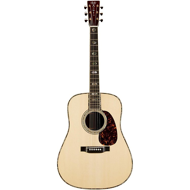 Martin 2014 D-45 Authentic 1942 Dreadnought Acoustic Guitar Brazilian Rosewood / Adirondack Spruce