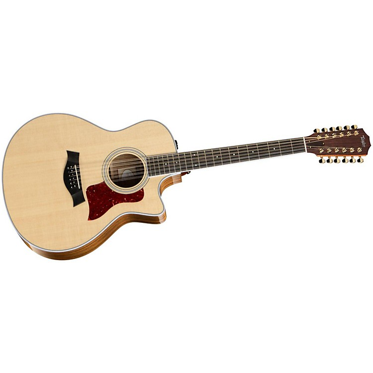 Taylor2014 Spring Limited 456ce Grand Symphony 12-String Acoustic-Electric Guitar