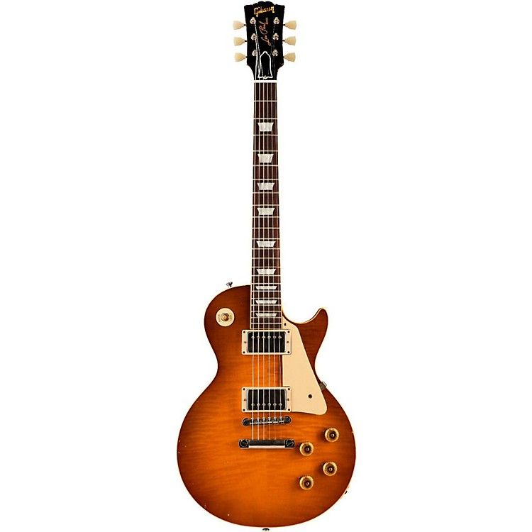 Gibson Custom2015 Collector's Choice #24 - Charles Daughtry Nicky 1959 Les Paul Electric GuitarSunburst