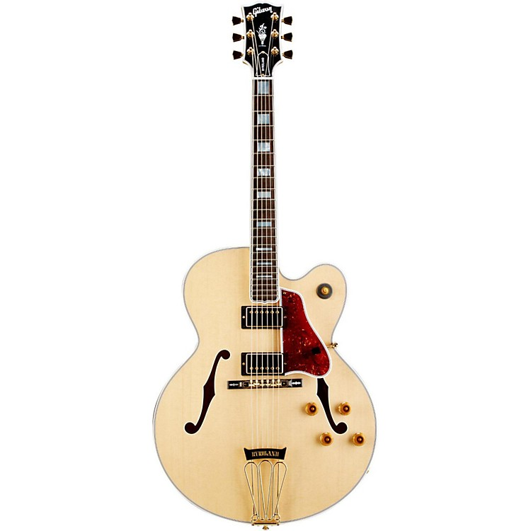 Gibson Custom 2015 Gibson Byrdland Guitar Natural Gold Hardware