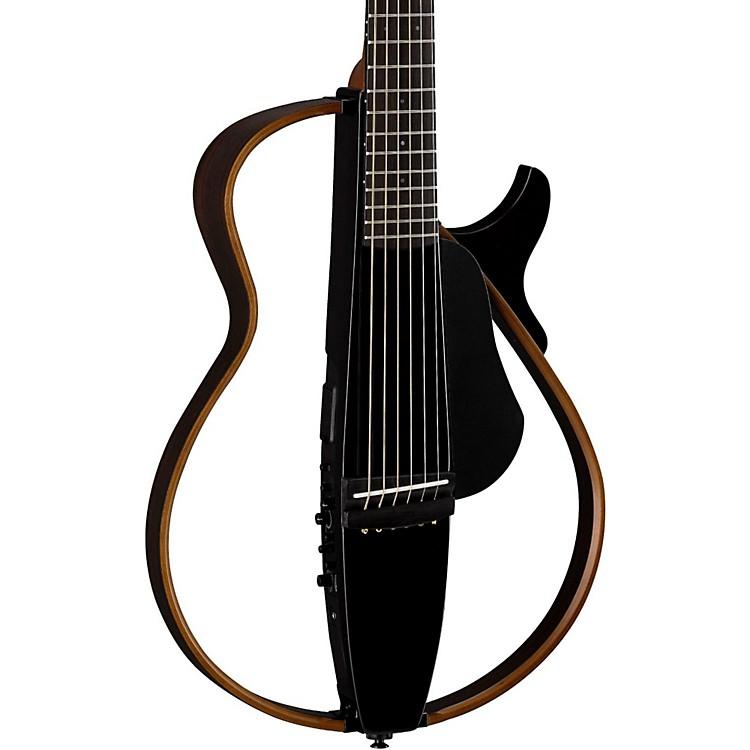 Yamaha2015 Steel String Silent GuitarTrans Black