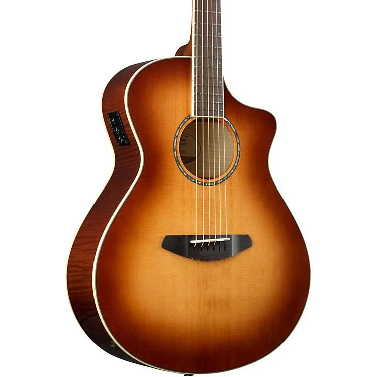Breedlove2015 Studio Concert Acoustic-Electric GuitarSunburst
