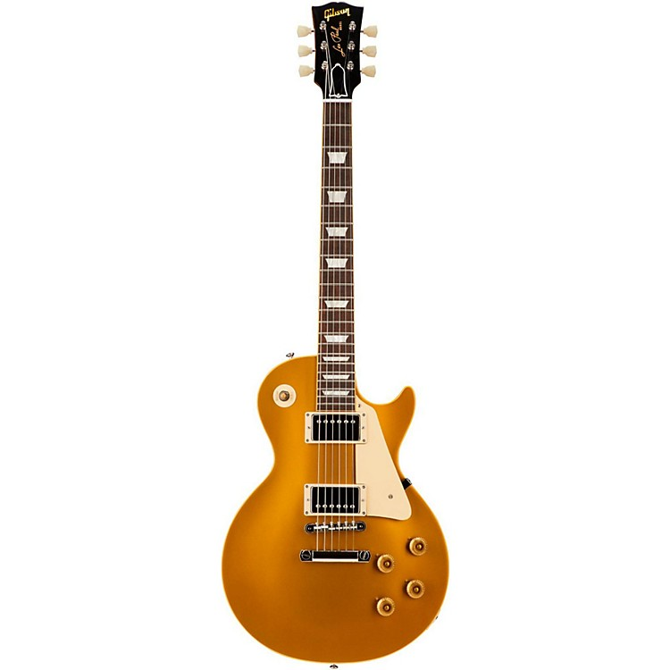 Gibson Custom2015 True Historic 1957 Les Paul Reissue Electric GuitarGold Top