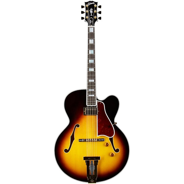 Gibson Custom2015 Wes Montgomery GuitarVintage Sunburst