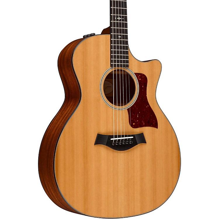 Taylor2016 500 Series 514ce Grand Auditorium Acoustic-ElectricNatural