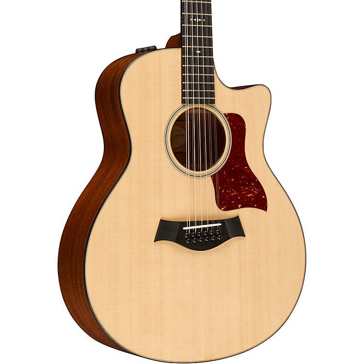 Taylor2016 500 Series 556ce Grand Symphony 12-String Acoustic-Electric GuitarMedium Brown Stain