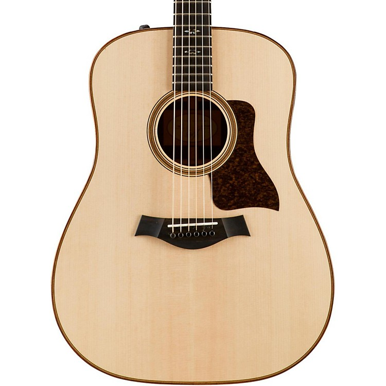 Taylor2016 700 Series 710e Dreadnought Acoustic-Electric GuitarNatural