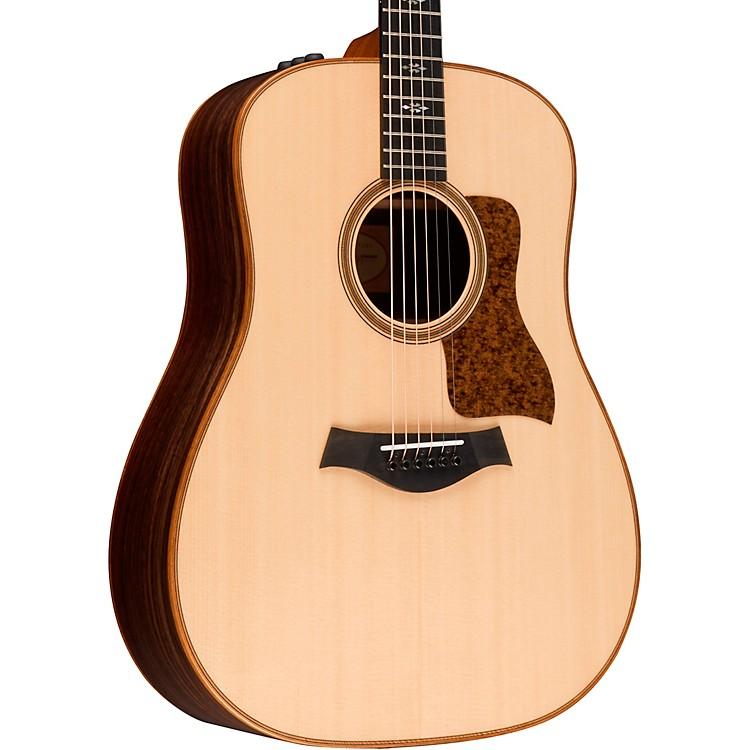 Taylor2016 700 Series 710e-LS Dreadnought Acoustic-Electric GuitarNatural