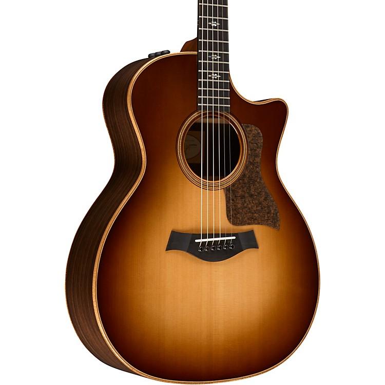 Taylor2016 700 Series 714ce Grand Auditorium Acoustic-Electric GuitarWestern Sunburst