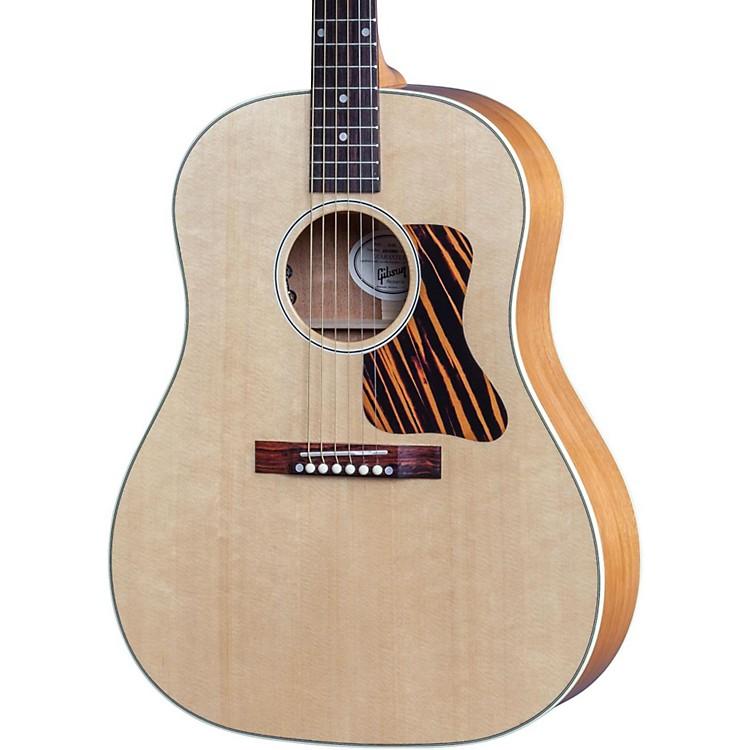 Gibson2016 J-35 Slope Shoulder Dreadnought Acoustic-Electric GuitarAntique Natural