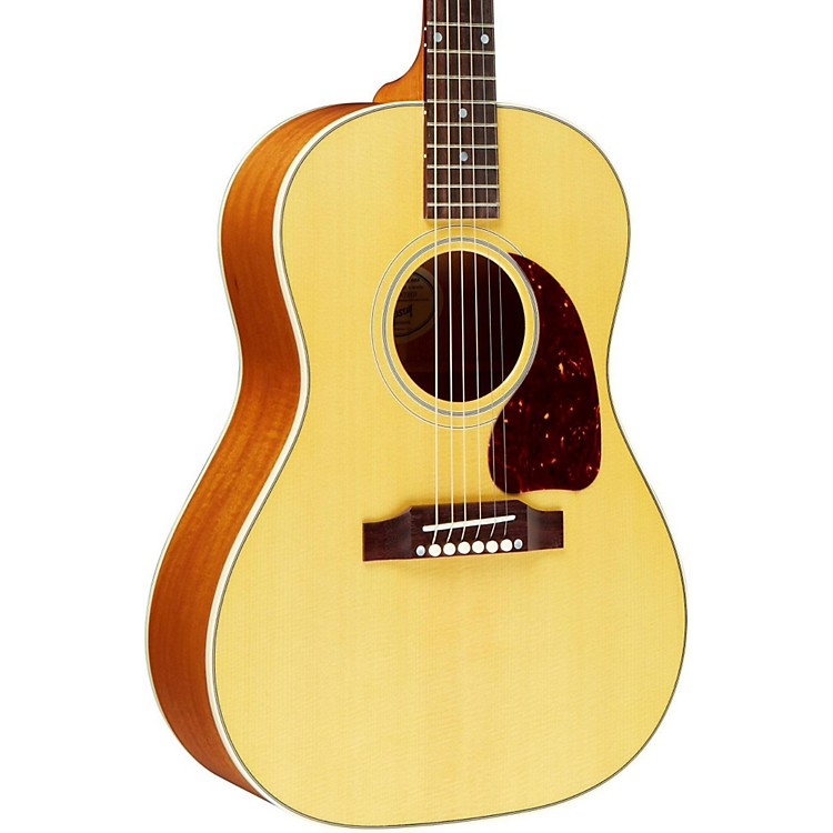 Gibson 2016 LG-2 American Eagle Acoustic-Electric Guitar Antique Natural