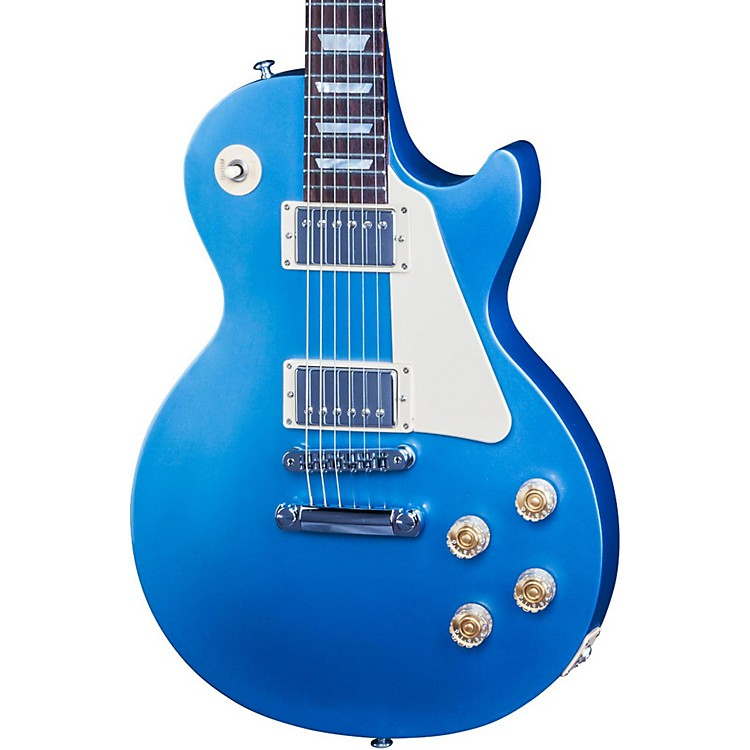 Gibson2016 Les Paul Studio HP Electric GuitarPelham Blue