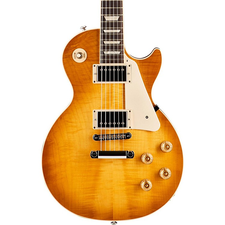 Gibson 2016 Les Paul Traditional T Electric Guitar Iced Tea