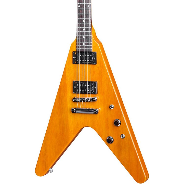 Gibson2016 Limited Run Flying V Faded Electric GuitarVintage Amber