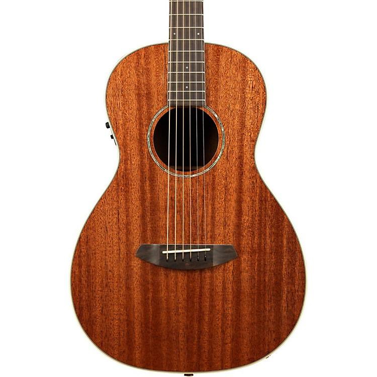 Breedlove2016 Pursuit Parlor Mahogany Acoustic Guitar