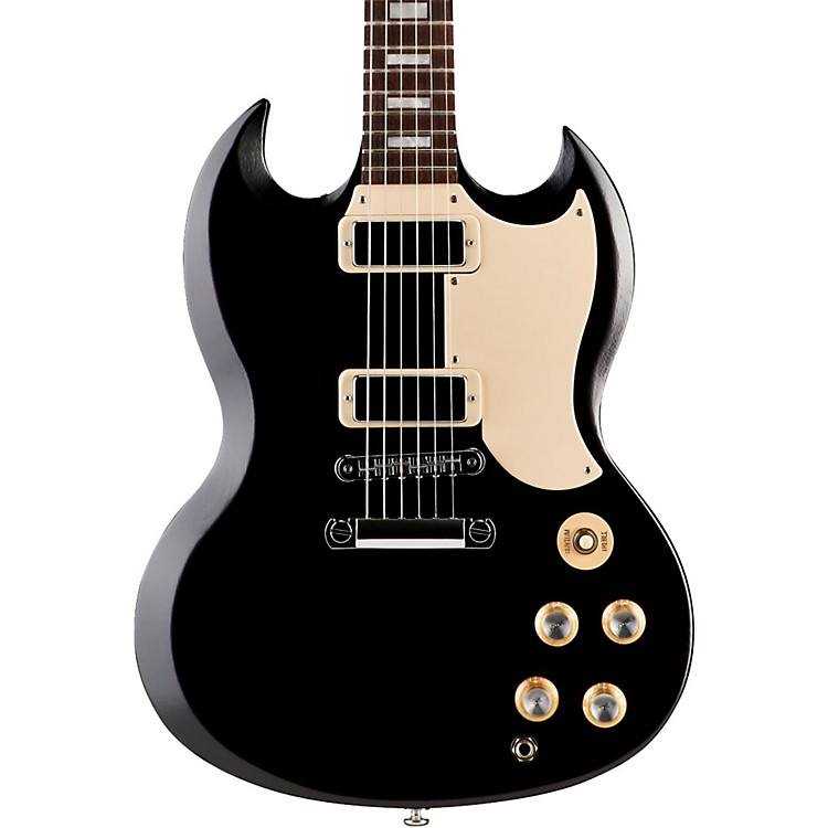 Gibson 2016 SG Special T Electric Guitar Satin Ebony