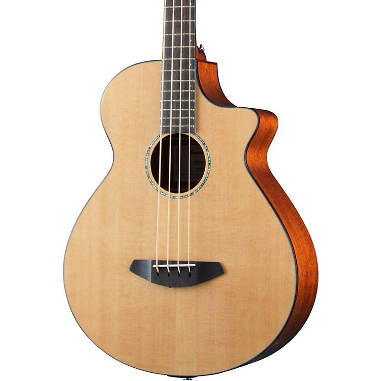 Breedlove2016 Solo Bass Acoustic Electric BassNatural
