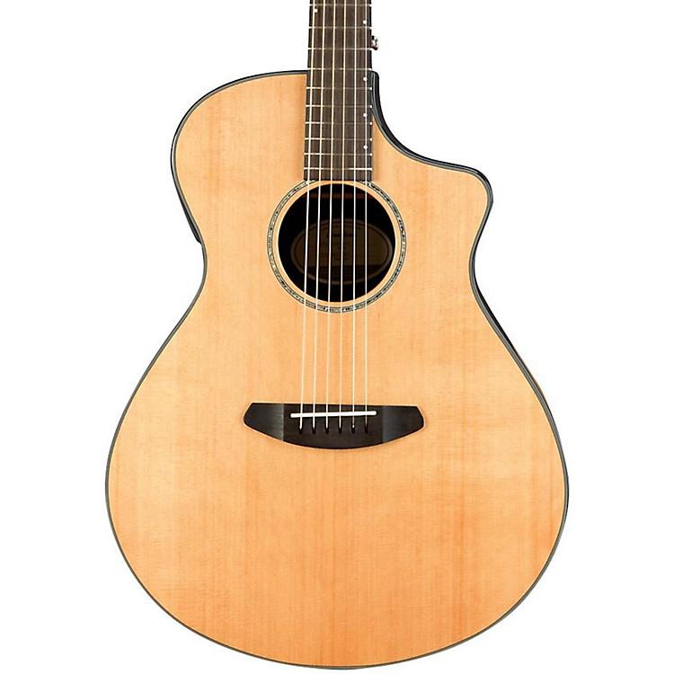 Breedlove2016 Solo Concert Acoustic-Electric GuitarNatural