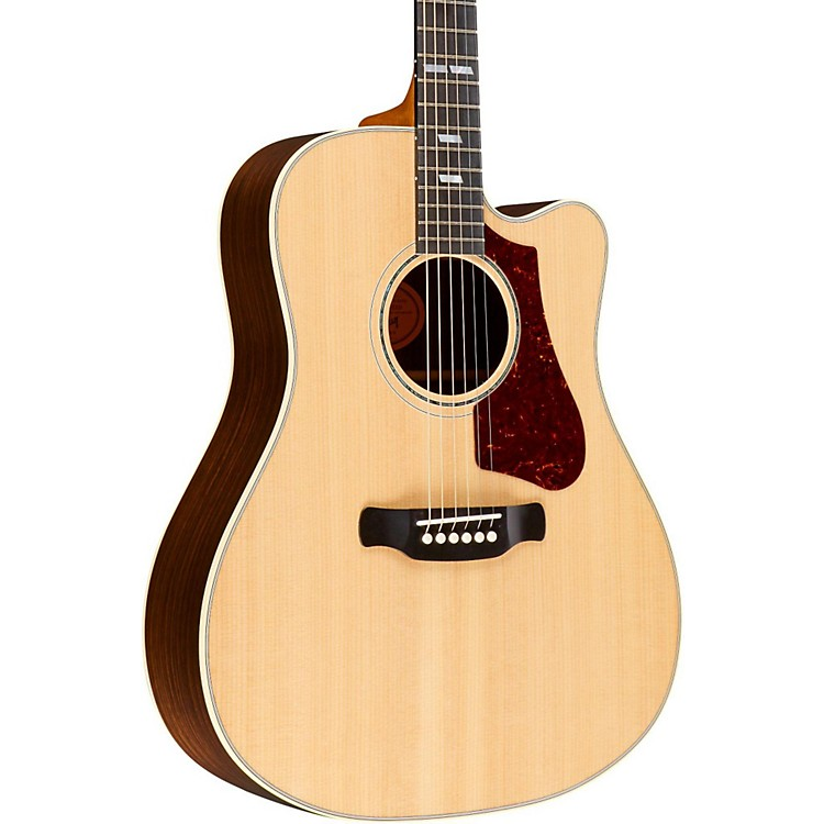 Gibson2017 High Performance 735 R Square Shoulder Dreadnought Acoustic-Electric GuitarNatural