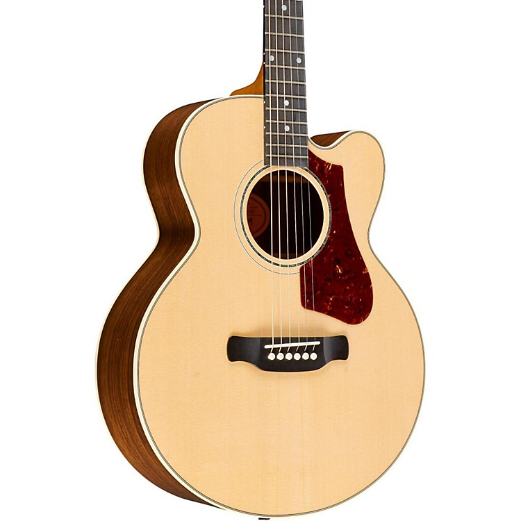 Gibson 2017 High Performance HP 665 SB Acoustic-Electric Guitar Natural