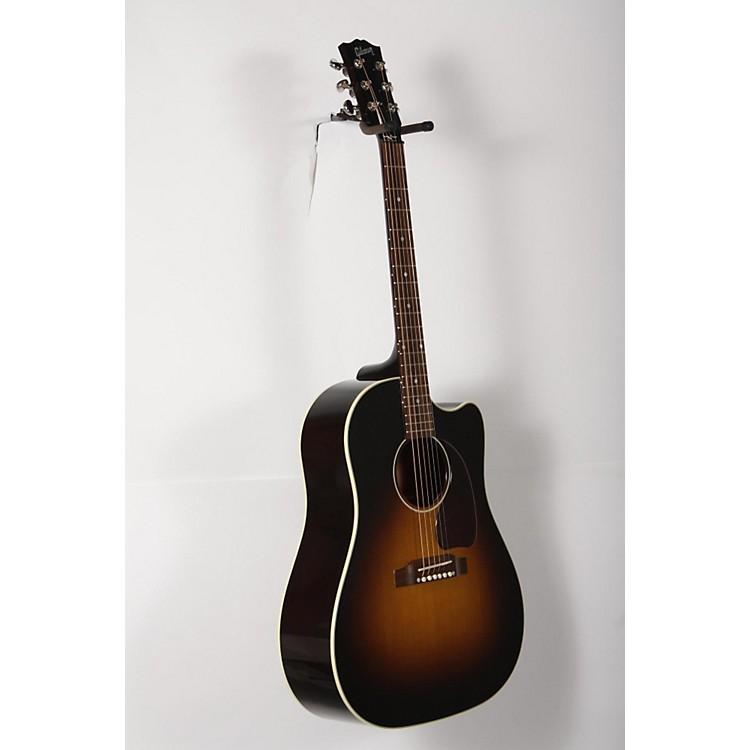 Gibson2017 J-45 Slope Shoulder Dreadnought Acoustic-Electric GuitarVintage Sunburst888365898629