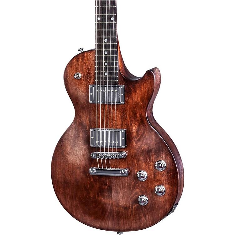 Gibson2017 Les Paul Faded HP Electric GuitarWorn Brown